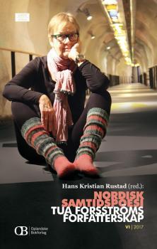 Cover for Nordisk samtidspoesi: Tua Forsströms forfatterskap
