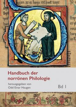 Cover for Handbuch der norrönen Philologie. Bd. 1