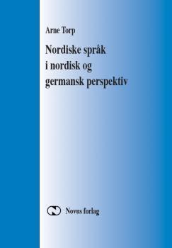 Cover for Nordiske språk i nordisk og germansk perspektiv