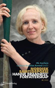 Cover for Nordisk samtidspoesi: Hanne Bramness' forfatterskap